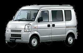 Mitsubishi Minicab Van picture (2014 year model)