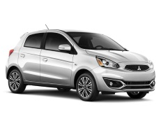 Mitsubishi Mirage wheels and tires specs icon