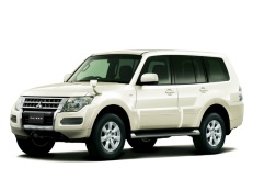 Mitsubishi Montero V80 Restyling Closed Off-Road Vehicle