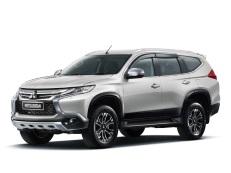 opony do Mitsubishi Montero Sport QA [2016 .. 2020] SUV, 5d