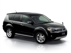 Mitsubishi Outlander 2008 - Wheel & Tire Sizes, PCD, Offset and Rims