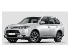 Mitsubishi Outlander wheels and tires specs icon
