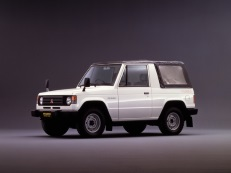 Mitsubishi Pajero picture (1982 year model)