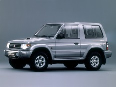 Mitsubishi Pajero V20 Closed Off-Road Vehicle