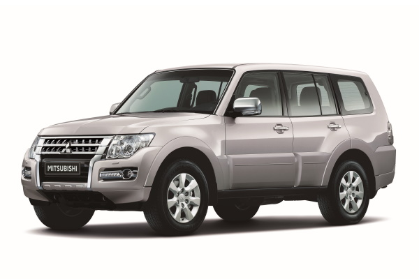 Mitsubishi Pajero V80/V90 Restyling Closed Off-Road Vehicle