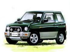 Mitsubishi Pajero Mini picture (1994 year model)