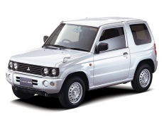 Mitsubishi Pajero Mini H53/H58 Closed Off-Road Vehicle