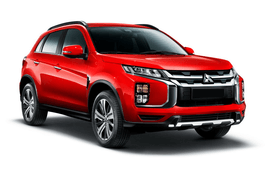 Mitsubishi RVR wheels and tires specs icon