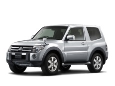 Mitsubishi Shogun V80/V90 Closed Off-Road Vehicle