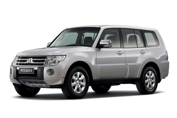 Mitsubishi Shogun V80/V90 Closed Off-Road Vehicle