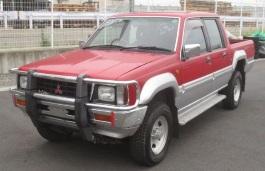 Mitsubishi Strada Pickup