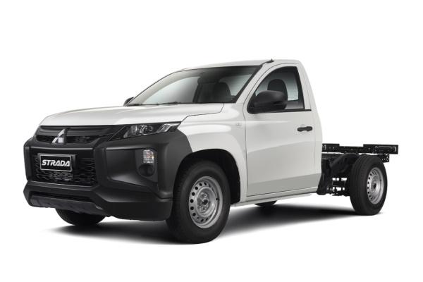 三菱 ストラーダ KK/KL Facelift Chassis cab