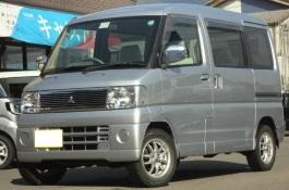 Mitsubishi Town Box I Hatchback