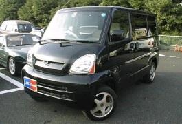 Mitsubishi Town Box Wide MPV