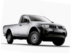 opony do Mitsubishi Triton ML/MN [2005 .. 2015] Pickup