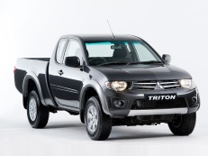 opony do Mitsubishi Triton ML/MN [2005 .. 2015] Pickup Crew Cab