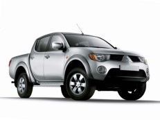 opony do Mitsubishi Triton ML/MN [2005 .. 2015] Pickup Double Cab
