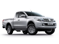 opony do Mitsubishi Triton MQ [2015 .. 2018] Pickup Single Cab
