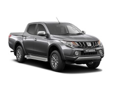 opony do Mitsubishi Triton MQ [2015 .. 2018] Pickup Double Cab