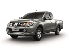 Mitsubishi Triton picture (2015 year model)