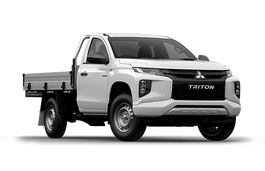 Mitsubishi Triton MQ Facelift Pickup Single Cab Chassis