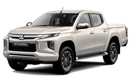 opony do Mitsubishi Triton MQ Facelift [2018 .. 2020] Pickup Double Cab