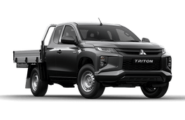 opony do Mitsubishi Triton MQ Facelift [2018 .. 2020] Pickup Club Cab Chassis, 2d