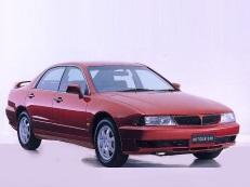 Mitsubishi Verada wheels and tires specs icon