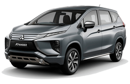 Mitsubishi Xpander wheels and tires specs icon