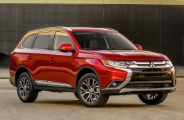 opony do Mitsubishi Outlander III Restyling [2015 .. 2019] SUV, 5d