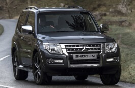 Mitsubishi Shogun IV Restyling Closed Off-Road Vehicle