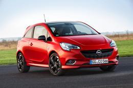 Opel Corsa E Hatchback