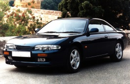 Nissan 200SX II (S14) Coupe