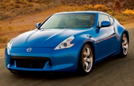 Nissan 370Z wheels and tires specs icon