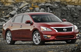 Perfect Nissan Altima V (L33) Saloon