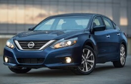 Nissan Altima V Facelift (L33) Berline