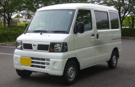 Nissan Clipper Restyling MCV