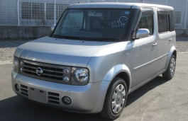 Nissan Cube Cubic II (Z11) Resryling MPV