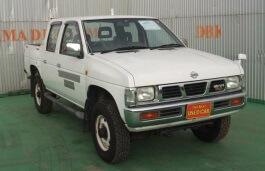 Nissan Datsun D21 Restyling Pickup