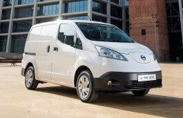 Nissan e-NV200 Box