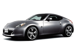 Nissan Fairlady Z wheels and tires specs icon