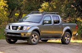 Nissan Frontier II (D40) Pickup