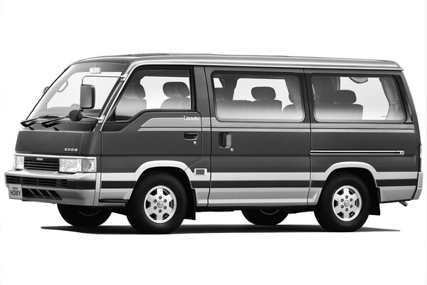 Nissan Homy Coach wheels and tires specs icon