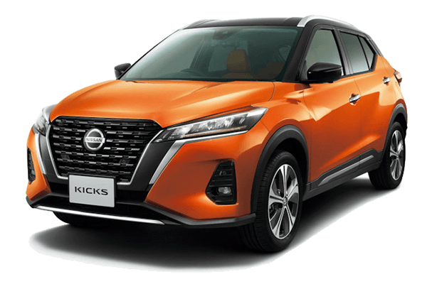 Nissan Kicks wheels and tires specs icon