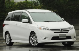 Nissan Lafesta B35 (B35) MPV
