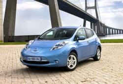 Nissan Leaf wheels and tires specs icon