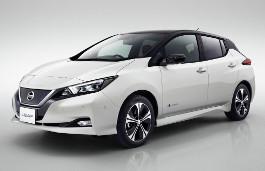 Nissan Leaf II Hatchback