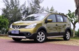 Nissan Livina L11 MPV