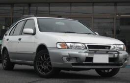 Nissan Lucino (N15) Kombi