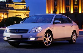 Nissan Maxima J31 Restylyng AUDM Седан